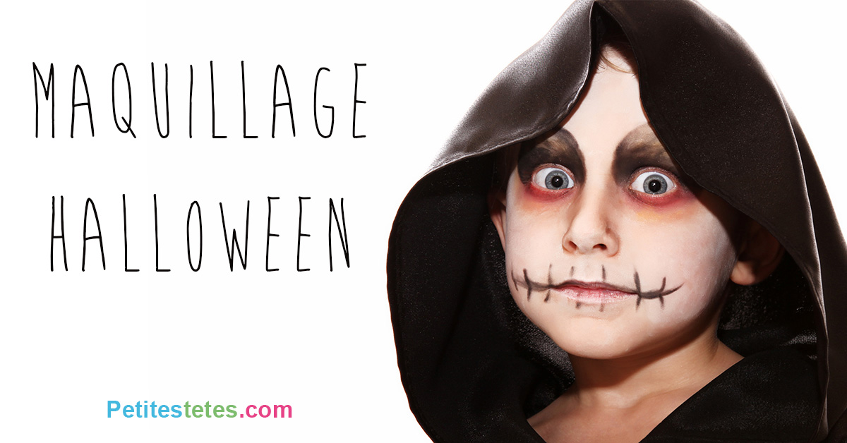 maquillage halloween fb
