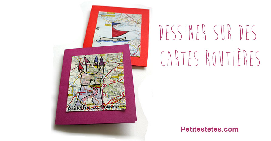 dessin carte routiere5