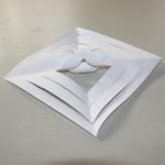 Flocon de neige en papier - Flocon de neige en papier a imprimer ...
