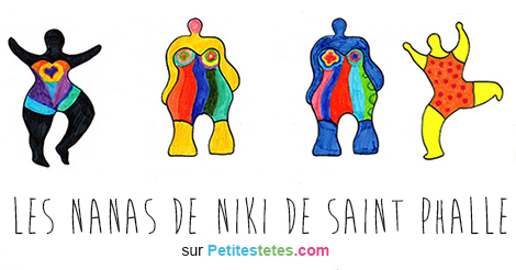 Les Nanas De Niki De Saint Phalle