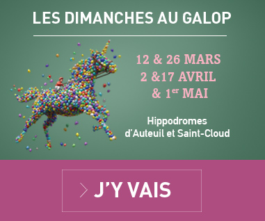 France Galop Mars 2017